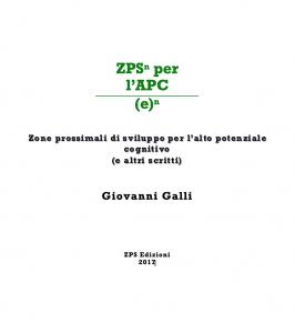 ZPS per l'APC e altri scritti