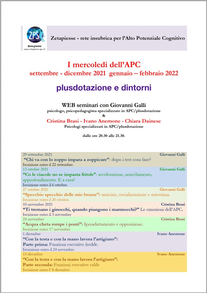 seminari web per genitori 1